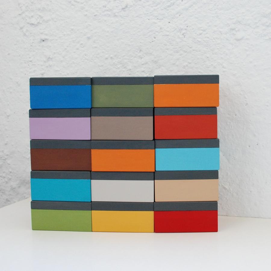 """Maža medinė dėžutė """"Rusva"""" (box-15)"""